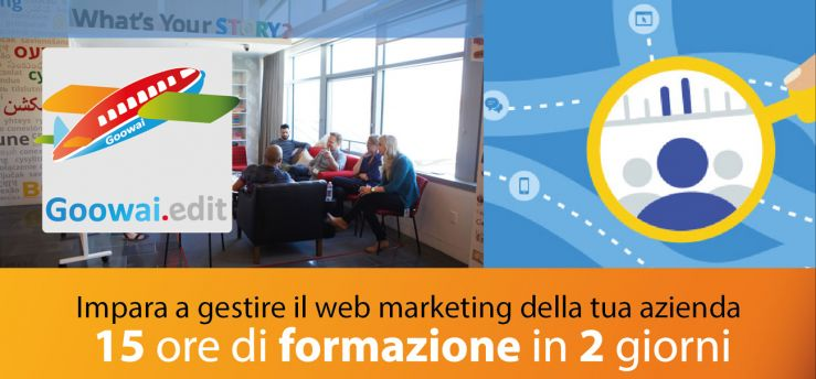 Corso di web marketing intensivo