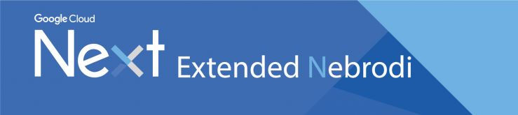Next 17 Google Cloud Platform Extended Nebrodi