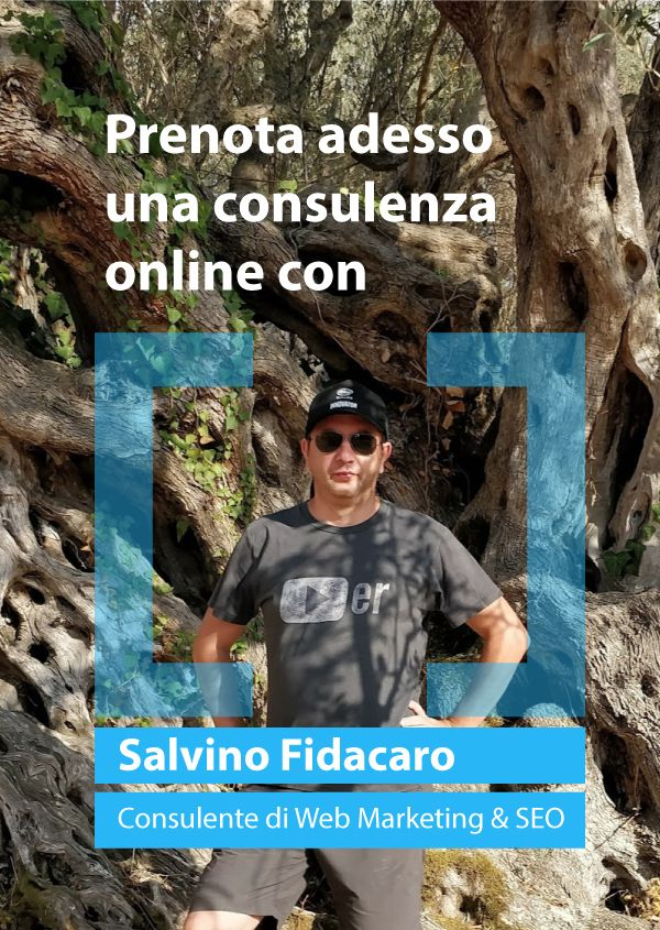 Salvino Fidacaro Marketing Specialist